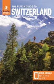 Reisgids Switzerland - Zwitserland | Rough Guides | ISBN 9781789195897