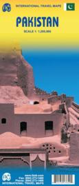 Wegenkaart Pakistan | ITMB | 1:1,2 miljoen | ISBN 9781553413844