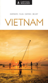 Reisgids Vietnam | Capitool | ISBN 9789000373697
