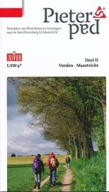 Wandelgids Pieterpad | LAW 9.2 - NIVON | Vorden - Sint Pietersberg 252 km | ISBN 9789491142086