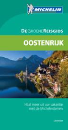 Reisgids Oostenrijk | Michelin groene gids | ISBN 9789401439602