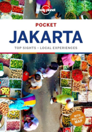 Reisgids Jakarta Pocket | Lonely Planet | ISBN 9781786578464