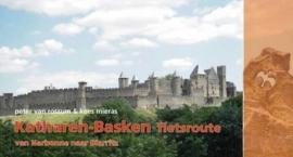 Fietsgids Katharen-Basken fietsroute | Pirola |  Fietsen van Narbonne naar Biarritz | ISBN 9789064556654