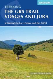Wandelgids Vogezen en Jura - GR5 | Cicerone | ISBN 9781852848125