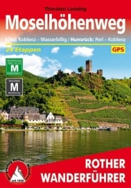 Wandelgids Rother Moselhöhenweg | Rother Verlag | ISBN 9783763344154
