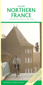 Fietsgids Cycling Northern France - Cycle routes north of the Loire | Excellent Books | ISBN 9781901464283
