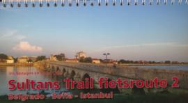 Fietsgids Sultans Trail deel 2: Belgrado - Sofia - Istanbul | Pirola | ISBN 9789064558573