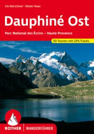 Wandelgids Dauphiné Ost | Rother Verlag | Ecrins - Haute Provence | ISBN 9783763343201