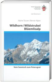 Alpinegids Wildhorn - Wildstrubel - Blüemlisalp Vom Sanetsch bis Petersgrat | SAC | ISBN 9783859023208