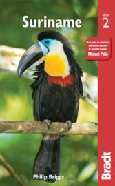 Reisgids Suriname   Bradt guides   ISBN 9781784771331