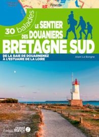 Wandelgids Le sentier des douaniers Bretagne Sud | Ouest France | ISBN 9782737384318