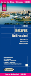 Wegenkaart Wit Rusland  | Reise Know How | Belarus | 1:550.000 | ISBN 9783831774135
