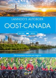 Reisgids Oost Canada - Autoboek Oost Canada | Lannoo | ISBN 9789401450300