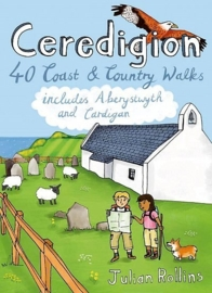 Wandelgids Wales Ceredigion | Pocket Mountain | ISBN 9781907025419