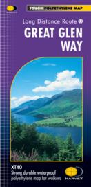 Wandelkaart Great Glen Way | Harvey Maps | ISBN 9781851374632
