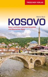 Reisgids Kosovo | Trescher Verlag | ISBN 9783897943865