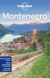 Reisgids Montenegro | Lonely Planet | ISBN 9781786575296