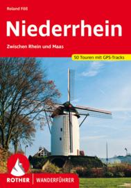 Wandelgids Niederrhein | Rother | ISBN 9783763344697