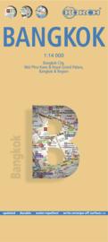 Stadskaart Bangkok | Borch | ISBN 9783866093782