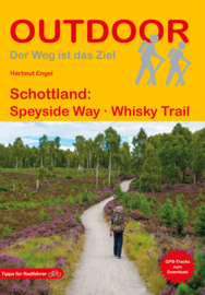 Wandelgids Speyside Way - Whiskey Trail | Conrad Stein Verlag 43 | ISBN 9783866865662