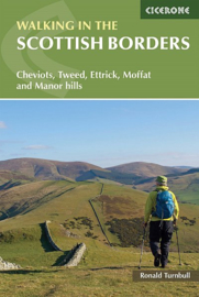 Wandelgids Walking in the Scottish Borders | Cicerone | ISBN 9781786310118