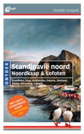 Reisgids Ontdek Scandinavië noord, Noordkaap en Lofoten | ANWB Media (9789018045838)