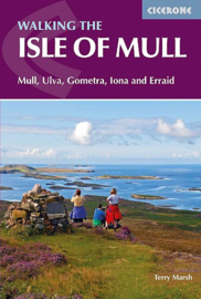 Wandelgids Walking on the Isle of Mull | Cicerone | ISBN 9781852849610