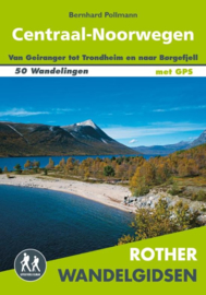 Wandelgids Noorwegen Midden - Norwegen Mitte | Elmar | ISBN 9789038926599