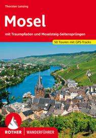 Wandelgids Mosel - Moezel | Rother | ISBN 9783763345076