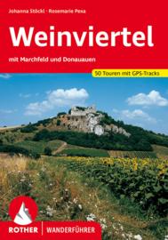 Wandelgids Weinviertel  | Rother Verlag | ISBN 9783763343317