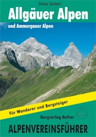 Klimgids-Trekkinggids Rother Allgauer und Ammergauer Alpen Alpin AVF | Rother Verlag | ISBN 9783763311262
