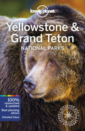 Wandelgids - Trekkinggids Yellowstone and the Grand Tetons | Lonely Planet | ISBN 9781786575944