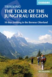 Wandelgids-Trekkinggids Tour of the Jungfrau region | Cicerone | ISBN 9781852848644