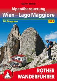 Wandelgids Wenen - Lago Maggiore | Rother | ISBN 9783763345106