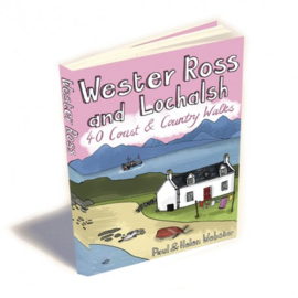 Wandelgids Wester Ross and Lochalsh 40 Coast and Country Walks | Pocket Mountains | ISBN 9781907025051
