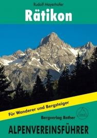 Wandelgids-Trekkinggids Rätikon Alpin AVF | Rother Verlag | ISBN 9783763310982