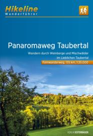 Wandelgids - Trekkinggids Taubertal Panoramaweg  - 135 km.| Hikeline | ISBN 9783850007078