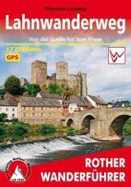 Wandelgids Lahnwanderweg | Rother Verlag | ISBN 9783763344925