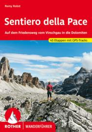 Wandelgids Sentiero della Pace | Rother Verlag | ISBN 9783763345625