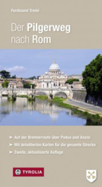 Wandelgids Der Pilgerweg nach Rom | Tyrolia | ISBN 9783702232580
