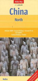 Wegenkaart China Noord | Nelles | 1:1,5 miljoen | ISBN 9783865740168