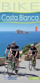 Fietskaart Bike Costa Blanca | Editorial Alpina | 1:100.000 | ISBN 9788480908023