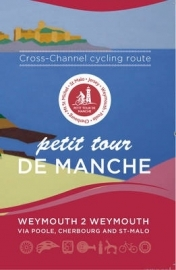 Fietsgids Petit tour de Manche  | Baytree Press | ISBN 9780955508288