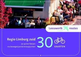 Fietsgids Leeuwerikroutes Limburg Zuid | Buijten & Schipperheijn | ISBN 9789058815323