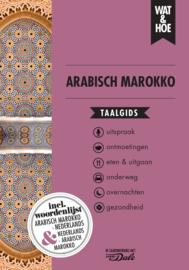 Taalgids Arabisch Marokko | Kosmos Wat & Hoe | ISBN 9789021569321