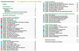 Wandelgids Cevennen - Ardeche   Elmar   ISBN 9789038925592