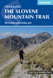 Wandelgids Slovenie - The Slovene Mountain Trail | Cicerone | ISBN 9781786310200