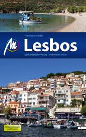 Reisgids Lesbos | Michael Mueller Verlag | ISBN 9783956540295