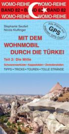 Campergids Turkije Midden - Türkei : Die Mitte | Womo 82 | ISBN 9783869038209