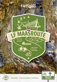 Fietsgids LF Maasroute | Landelijk Fietsplatform | ISBN 9789072930613
